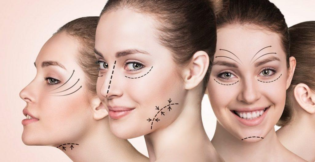 What are the health related advantages of plastic surgery?